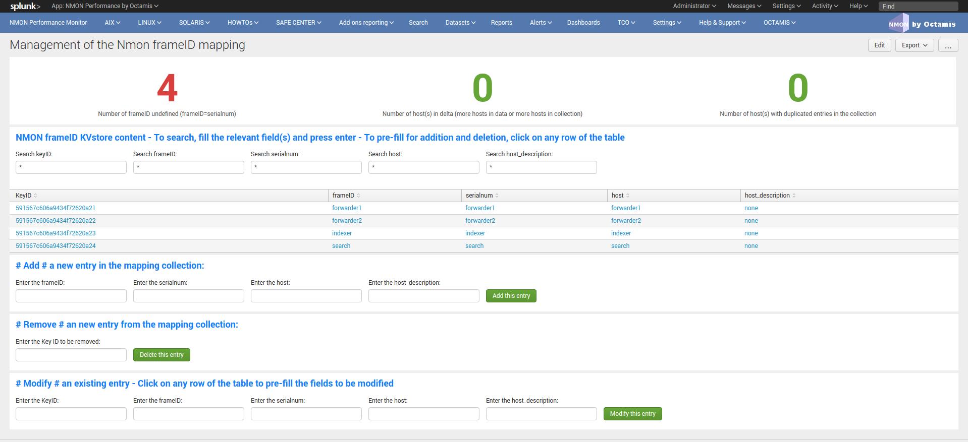 Nmon Performance for Splunk VERSUS Splunk app for unix and